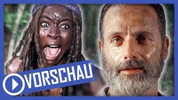 Michonne geht, Rick kommt? Was uns in Staffel 10 von The Walking Dead erwarten könnte