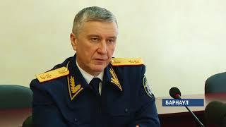 О ходе резонансных расследований журналистам рассказали в следственном комитете Алтайского края