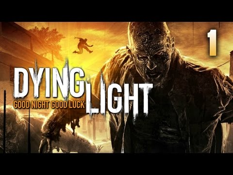 PARKOUR ZOMBIE CHAOS ★ Dying Light (1)