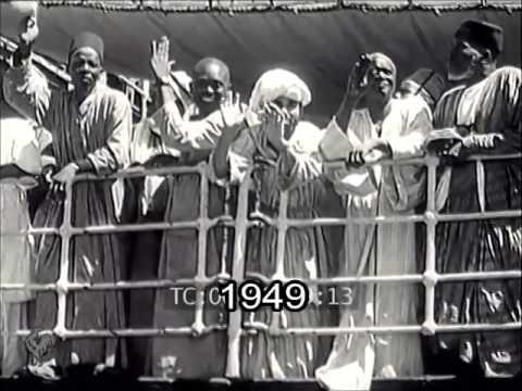 Pèlerinage à la Mecque (1934-1954)