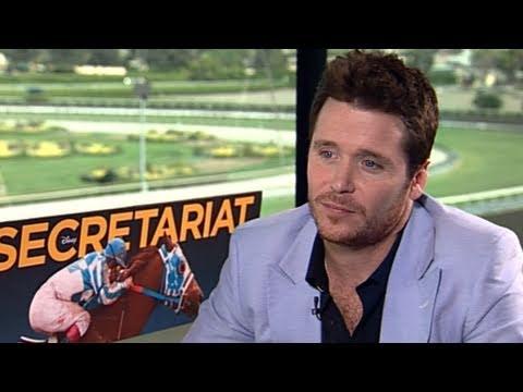 'Secretariat' Interview: Kevin Connolly