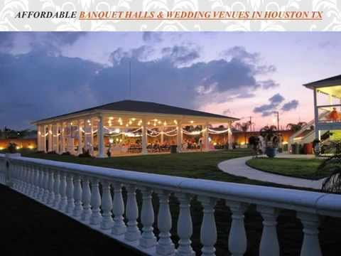 Affordable Banquet Halls Wedding Venues In Houston Tx