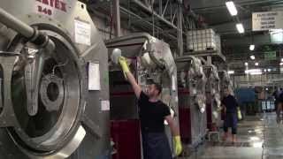 Smartex Miracle High Speed Textile Dyer Washer Extractors