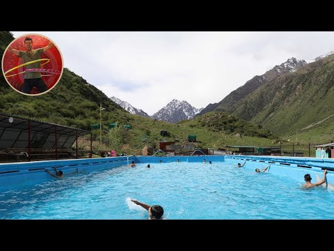 BACKPACKING IN CENTRAL ASIA - BISHKEK, KYRGYZSTAN - Ep 161