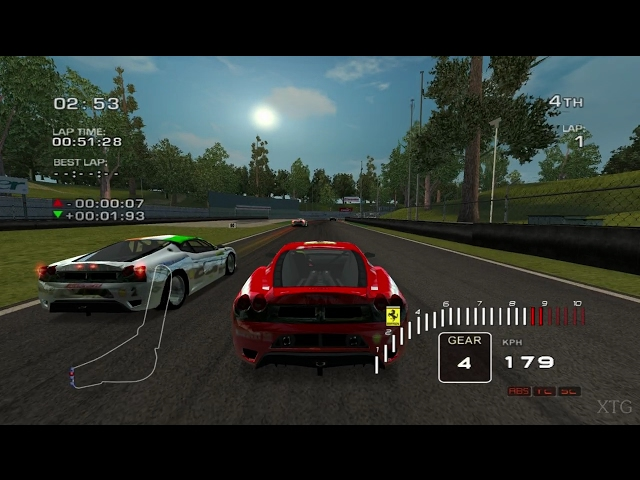 Ferrari Challenge: Trofeo Pirelli PS2 Gameplay HD (PCSX2)