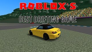 ROBLOX'S BEST DRIFTING GAME