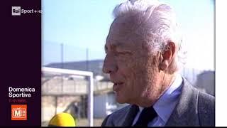 Omar Sivori intervista Gianni Agnelli, dalla Domenica Sportiva del 7 dicembre 1986