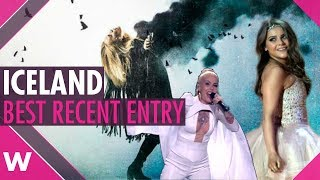 Iceland at the Eurovision Song Contest: 2015 - 2017 (REVIEW)