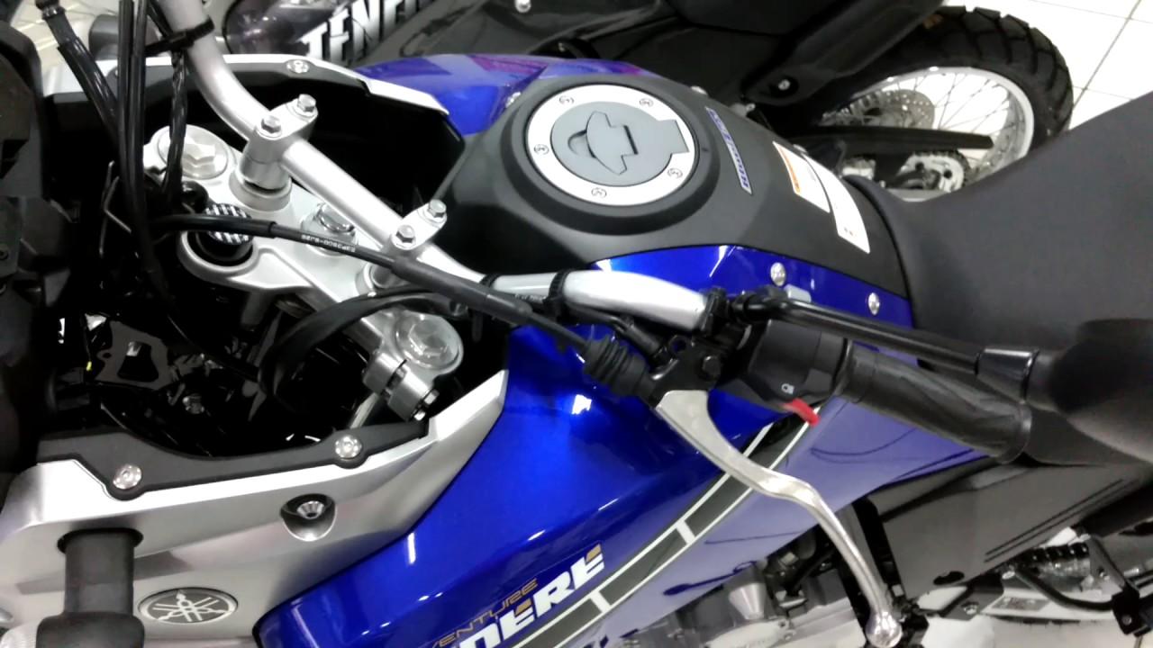Resultado de imagem para Yamaha Ténéré 250 2018