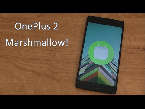 OnePlus 2 Android 6.0.1 Marshmallow Update!