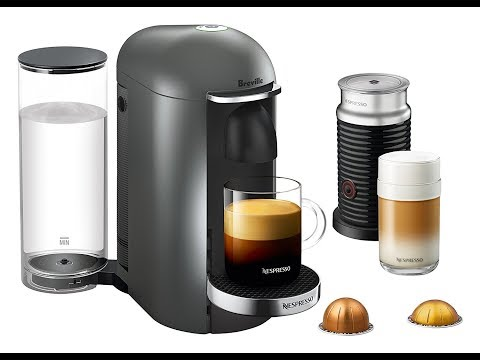 Nespresso Vertuo Plus by Breville - My review
