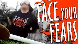 """Face Your Fears"" - Desafio Jackass | Jackass Challenge"