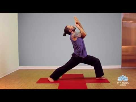Pedro Franco Peaceful Warrior Yoga: Heartful Flow