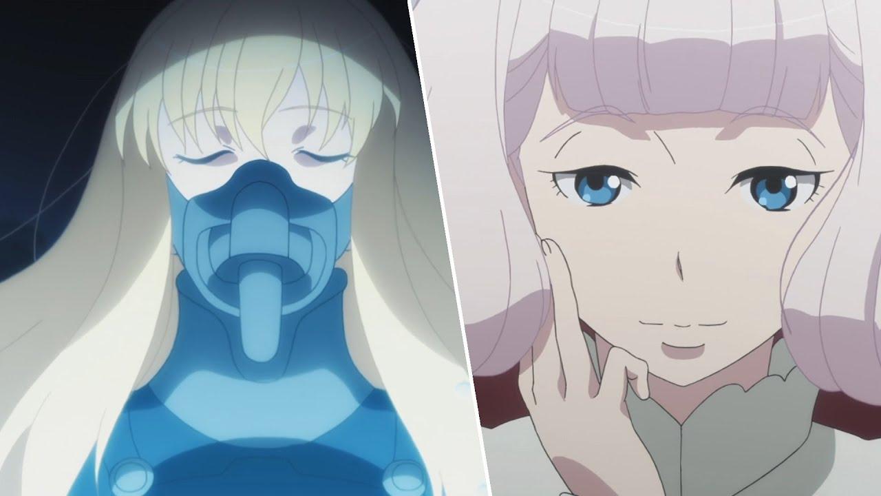aldnoah zero season 2 episode 5  u30a2 u30eb u30c9 u30ce u30a2 u30fb u30bc u30ed anime review - caged bird  u0026 lemrina sheme u0026 39 s