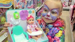 Алиса выбирает НОВЫЕ ИГРУШКИ !!! Много игрушек для детей !!! Детский магазин игрушек