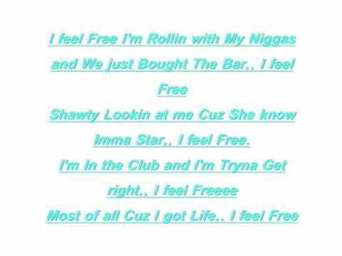 I Feel Free Lyrics Nicki Minaj