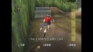 Dave Mirra  freestyle  BMX Gameplay (PC)