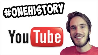 ИСТОРИЯ YOUTUBE [#OneHistory]