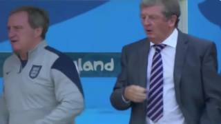 Roy Hodgson's best bits as England boss