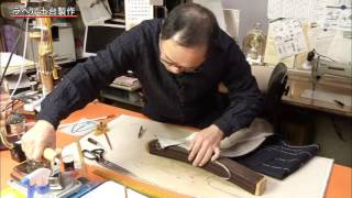 「TOKYO匠の技」技能継承動画紳士服熟練技能編.flv