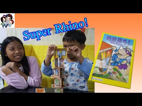 รีวิว เกมส์ Super Rhino!!