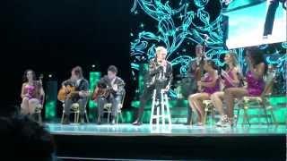 Rod Stewart Las Vegas 2012 Ooh La La