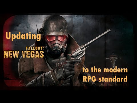 Updating FNV To The Modern RPG Standard