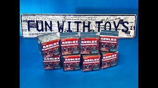 Roblox Mystery Surprise Blind Bags Box Game Figures Unboxing Series 1 03256
