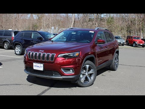 2019 Jeep Cherokee Limited: In Depth First Person Look