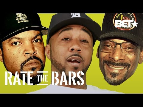 Problem Refuses To Give Any Rapper A 5 Rating, Even Himself | Rate The Bars