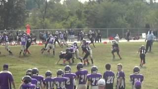 Steven Valeriote Touchdown