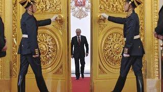 """I'll be back!"" - Vladimir Putin the Terminator of Warmongers"
