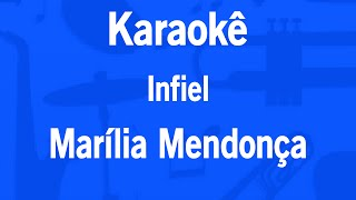 Karaokê Infiel - Marília Mendonça