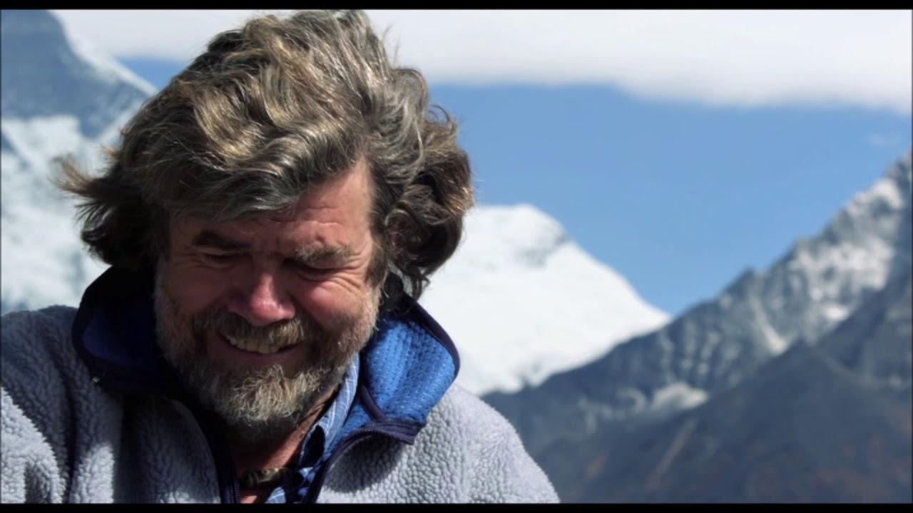 Reinhold Messner bei Filmnächten am Elbufer