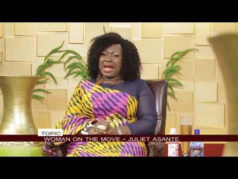 Woman on The Move - Juliet Asante   A Bit of Me