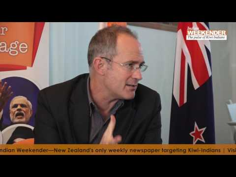 #Exclusive | Labour MP Phil Twyford talks about immigration and Law and order in NZ