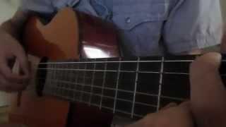 Đừng bao giờ nói yêu anh guitar cover
