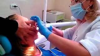 Удаление коренного зуба. Впечатлительным не смотреть!
