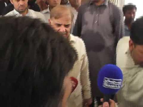 Shahbaz Sharif in nankana sahib