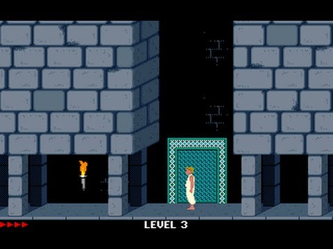 Prince of Persia 1 - Mirrored Levels (Jordan Mechner,) - Level 03