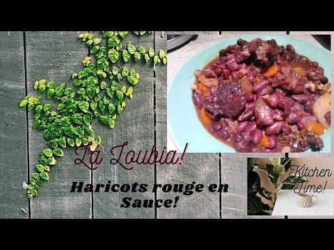 plat-d'automne:-loubia-algérienne-ou-haricot-rouge-en-sauce.