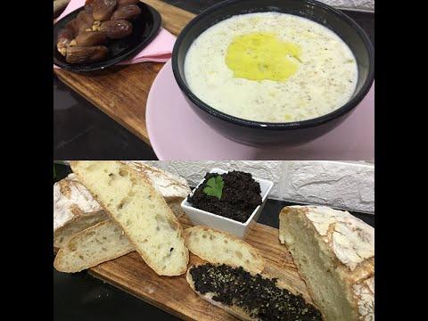 soupe-énergétique-à-base-de-millet-et-d'avoine---حساء-مغذي-بالشوفان-و-ايلان