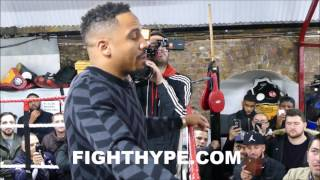 ANDRE WARD REVEALS HIS TOUGHEST OPPONENT AND ...