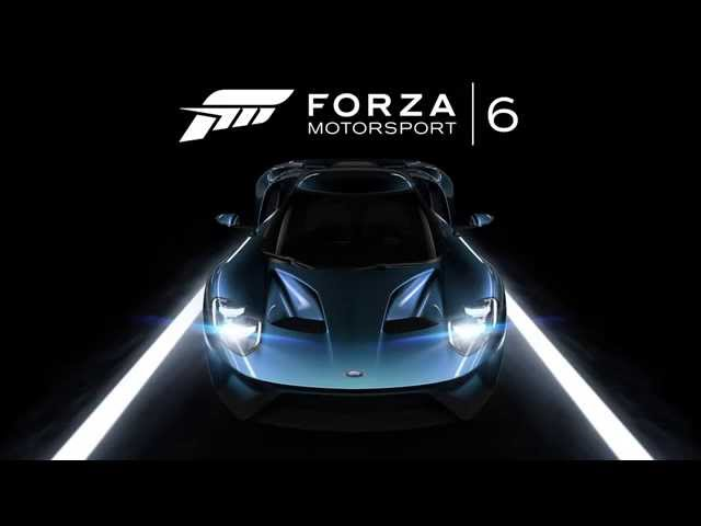 Forza Motorsport 6 Announcement Video