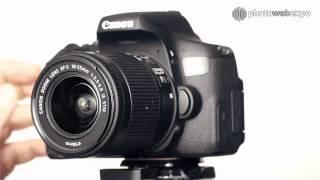Canon 750D. Анонс интерактивного теста
