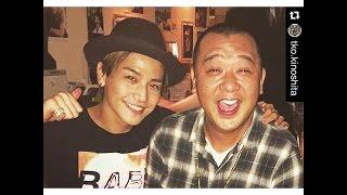 【EXILE・三代目j soul brothers】芸能人・著名人と記念撮影♪ピーターさ...