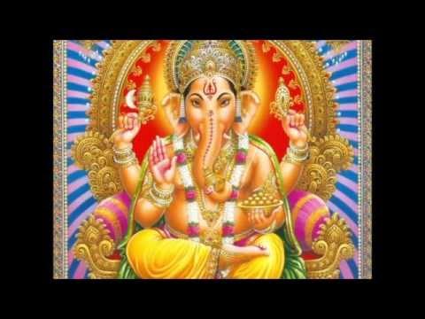 Gajamukhane Ganapathiye Ninage Vandane Kannada Devotional by Sarada Bhagavatula