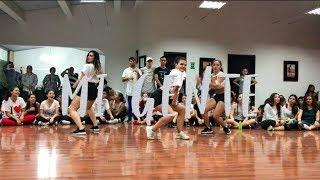 J. Balvin, Willy William - Mi Gente   Choreography Video