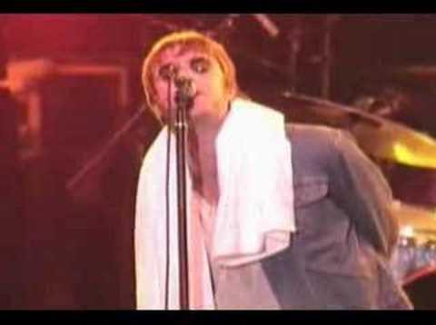 Oasis -  Fade Away - Live USA