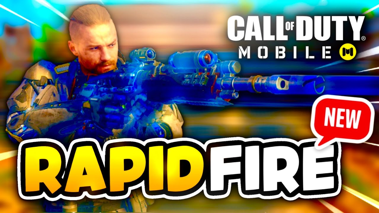 Rapid Fire New Mode Gameplay Call Of Duty Mobile Youtube